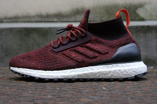 Ultra Boost Mid ATR Burgundy Red S82035 Release Date  SneakerFiles