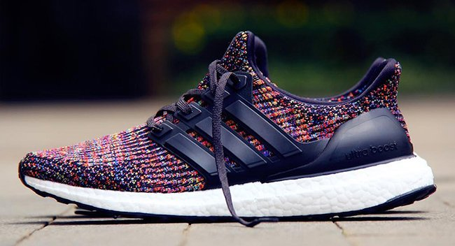 adidas Ultra Boost Multi-Color Sample