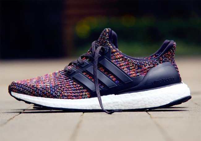adidas Ultra Boost 4.0 Multi Color Release Date