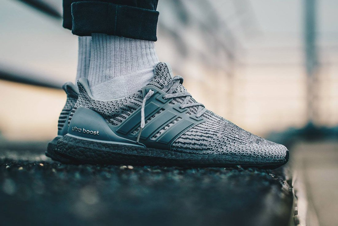 adidas Ultra Boost Triple Grey CG3041