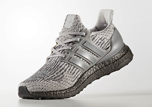 adidas Ultra Boost 3.0 Triple Grey Release Date