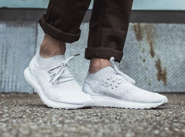 adidas Ultra Boost Uncaged Triple White 2.0 Release Date  9a87ed75f