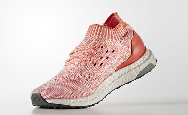 adidas Ultra Boost Uncaged Haze Coral