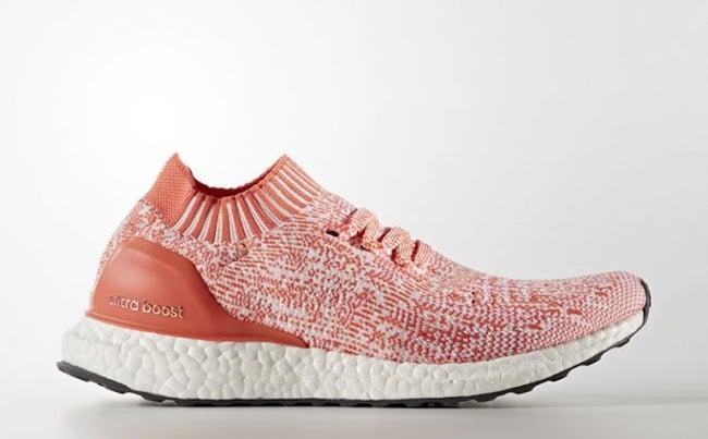 buy popular 51d1e f3a4b adidas Ultra Boost Uncaged Haze Coral