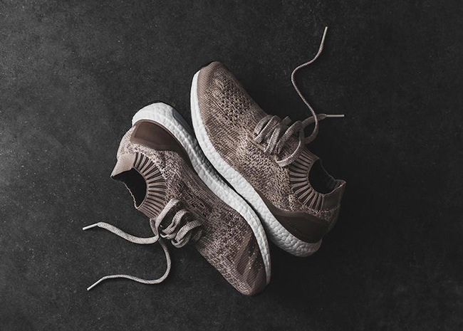 802be2b6d98d8 adidas Ultra Boost Uncaged Khaki Brown BB4488