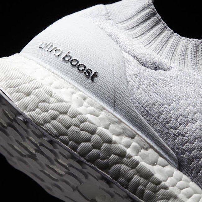 8ffe408a5c0 high-quality On Feet Look at the adidas Ultra Boost Uncaged Triple White 2 0