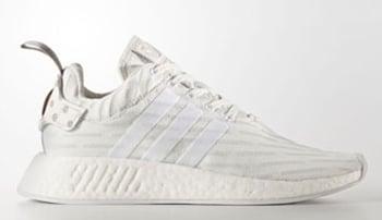 adidas NMD R2 Primeknit White