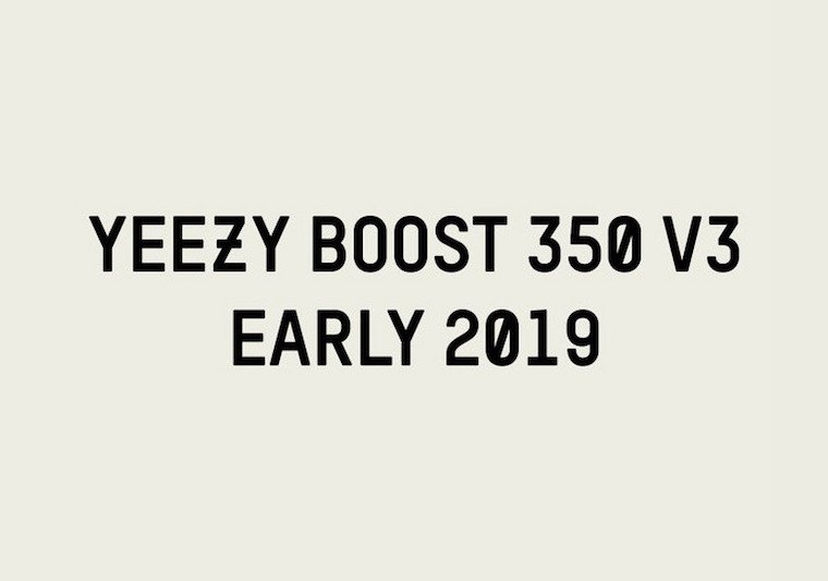 b2fa5d23107 adidas Yeezy Boost 350 V3 Colorways Releases