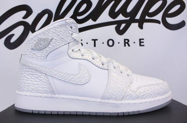 d447df7e18b6d2 Air Jordan 1 Frost White 832596-100 Release Date