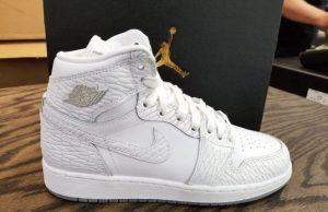 Air Jordan 1 Frost White Release Date