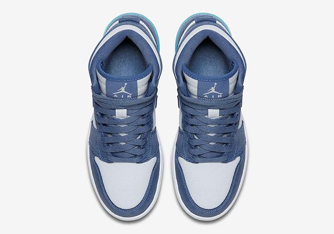 Air Jordan 1 GS Blue Moon