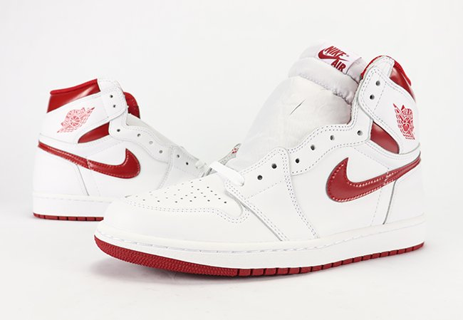 Air Jordan 1 Metallic Red 2017 Review On Feet