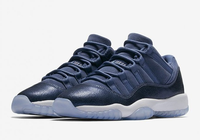 Air Jordan 11 Low Blue Moon May 2017