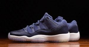 Air Jordan 11 Low Retro GS Blue Moon 580521-408
