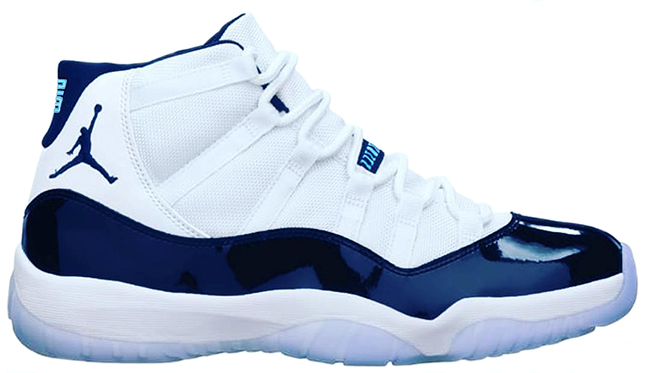 Air Jordan 11 Midnight Navy Black Friday 2017 Release Date