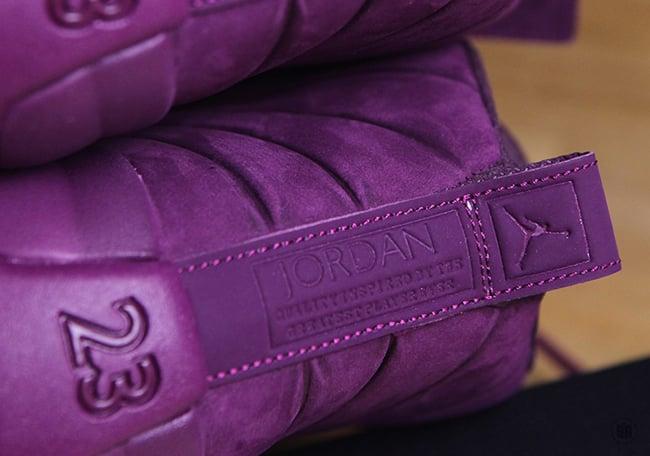 Air Jordan 12 PSNY Bordeaux Release Date