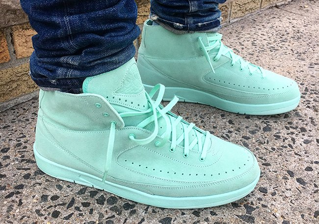 Air Jordan 2 Decon Thunder Blue
