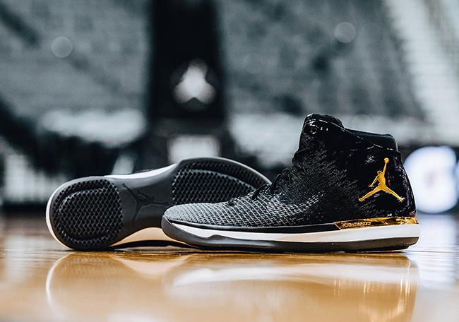 Air Jordan 31 Jordan Brand Classic Black