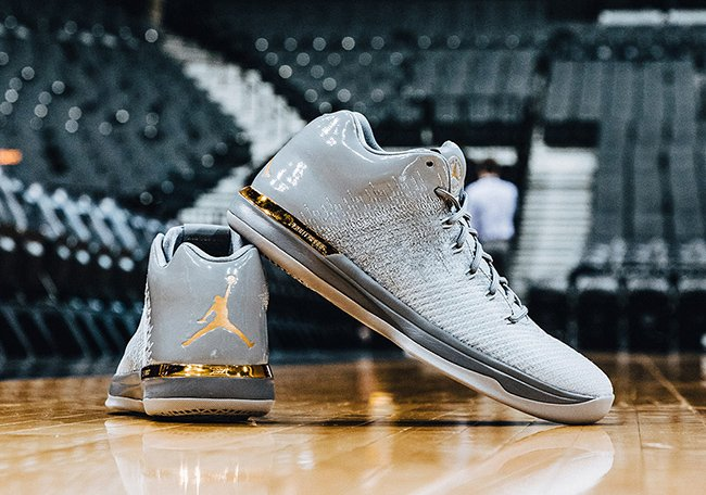 Air Jordan 31 Jordan Brand Classic Grey