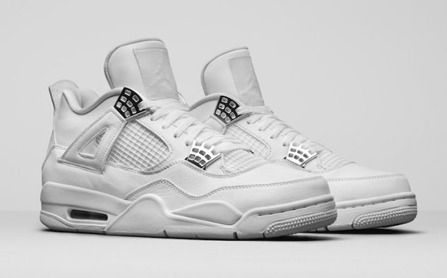 Air Jordan 4 Pure Money May 2017
