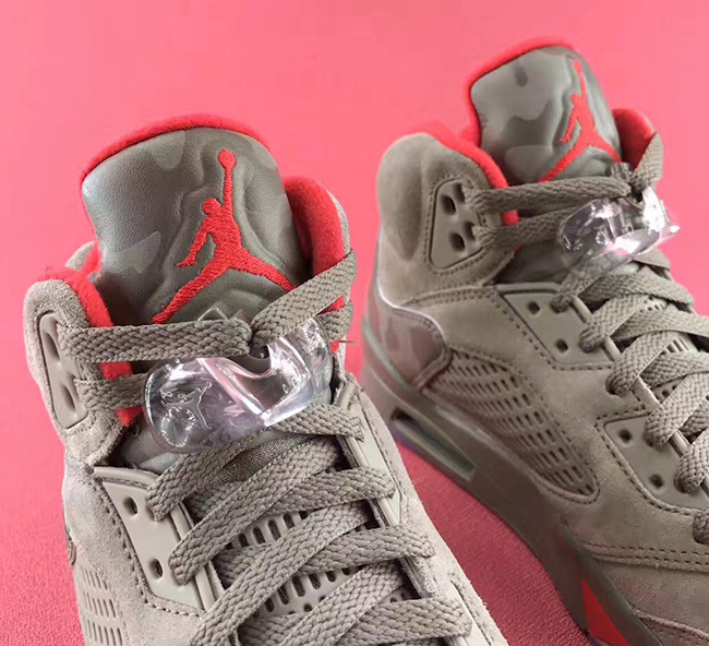Air Jordan 5 Camo Retro Release Date