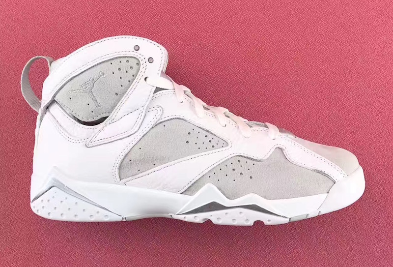 Air Jordan 7 Pure Platinum Release Date