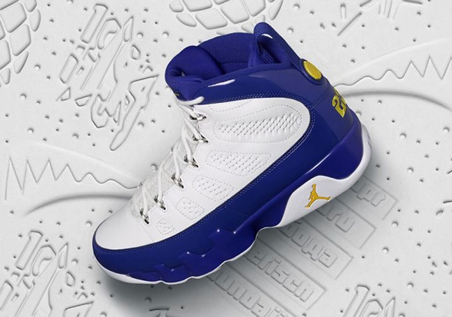 Air Jordan 9 Kobe Restock Mamba Day