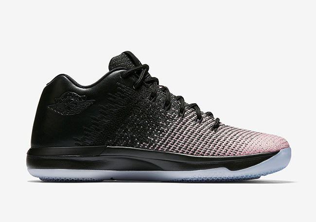 Air Jordan XXX1 Low Black Sheen Release Date