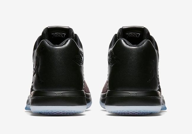 Air Jordan XXX1 Low Black Sheen Release Date