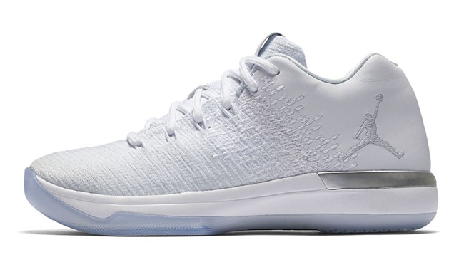 Air Jordan XXX1 Low Pure Platinum Release Date