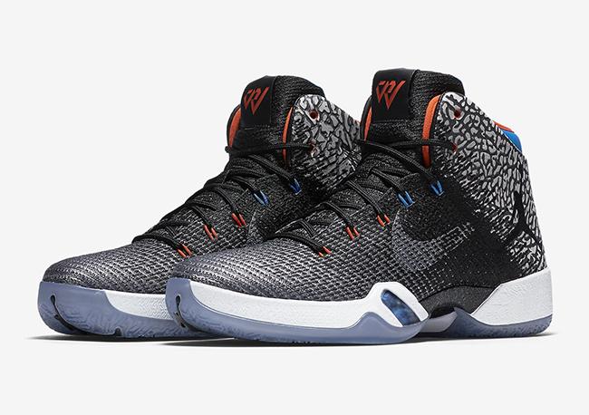 Air Jordan XXX1 Why Not Russell Westbrook April 2017