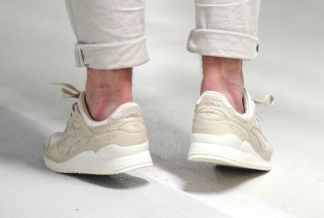 Asics Gel Lyte III Birch