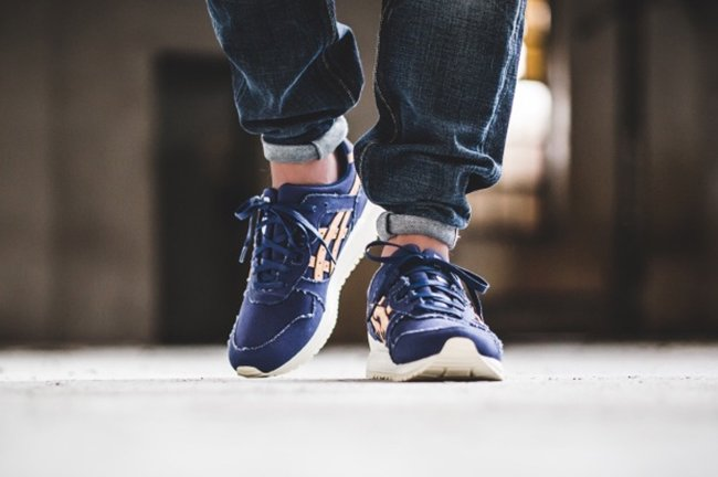 Asics Gel Lyte III Raw Edge Pack