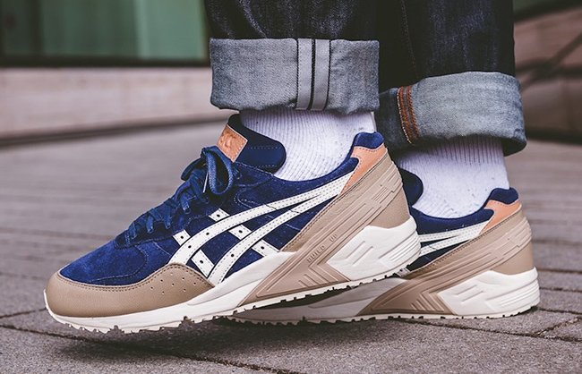Asics Gel Sight Meditative Pack Indigo Blue