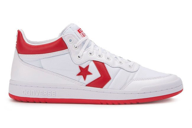 Converse Fastbreak 83 Mid Casino Red
