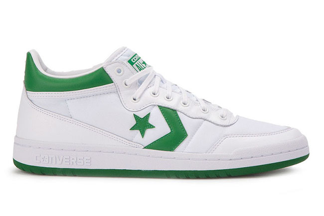 Converse Fastbreak 83 Mid Green