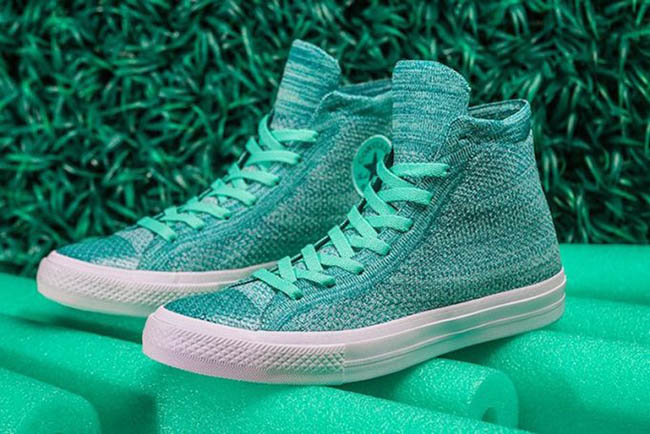 online store be3e6 57dfa Converse Nike Flyknit Chuck Taylor All Star Colorways ...