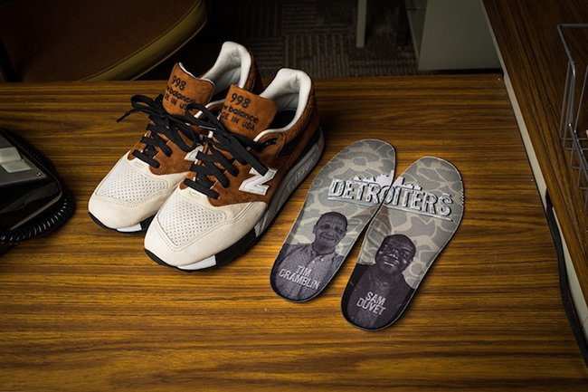 Distinct Life x New Balance 998 Detroiters