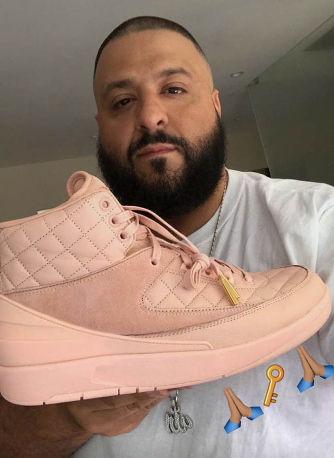 Don C Air Jordan 2 Arctic Orange GS Kids