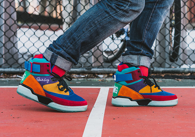 Ewing 33 Hi What The Multicolor