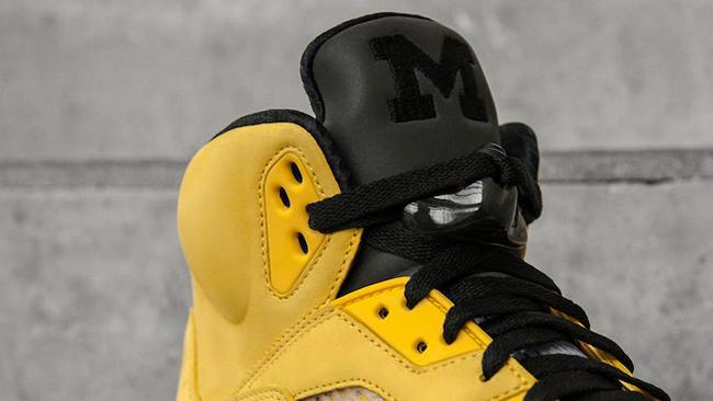 Fab 5 Air Jordan 5