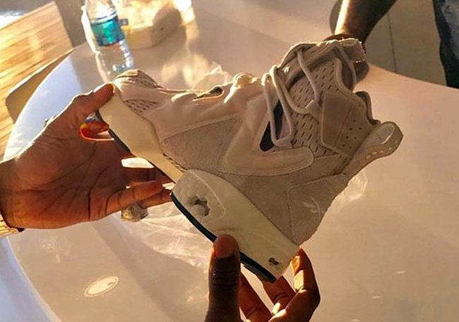 Future Showcases New Reebok Shoe at Coachella