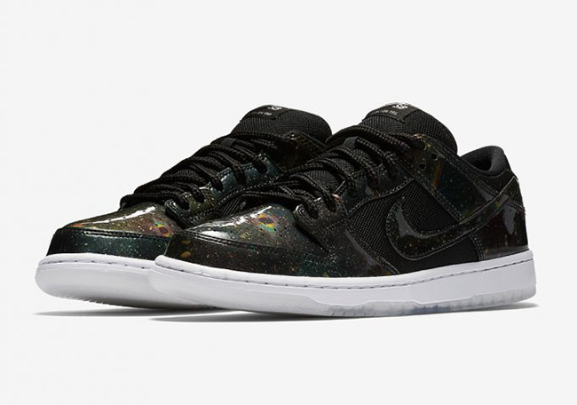 Galaxy Nike SB Dunk Low 420