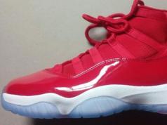 Gym Red Air Jordan 11 Holiday 2017