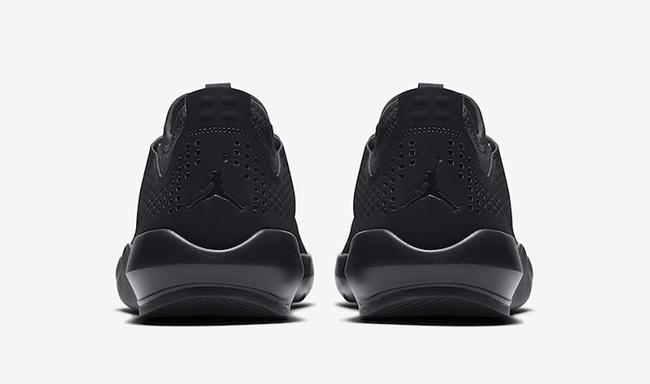 Jordan Express Triple Black
