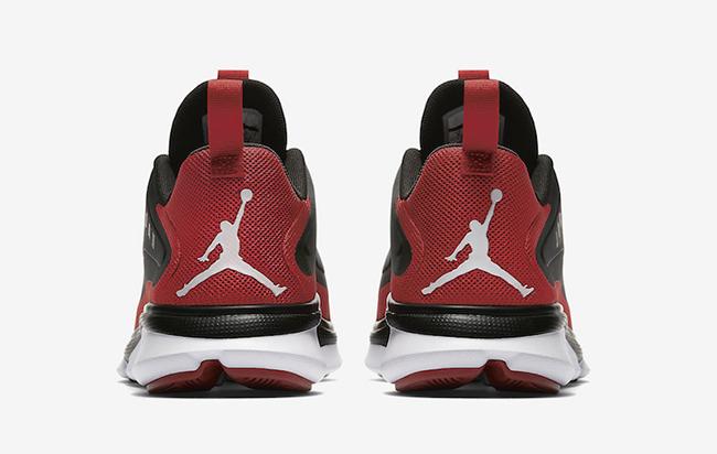 Jordan Impact Gym Red