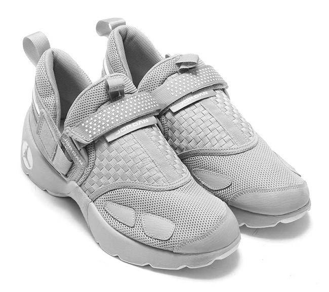 reputable site cdb56 3af13 Jordan Trunner LX Light Grey Release Date