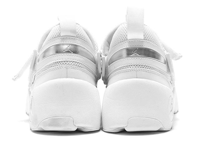 Jordan Trunner LX Triple White Release Date