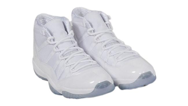 Kobe Air Jordan 11 White