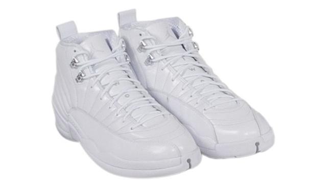 Kobe Air Jordan 12 White